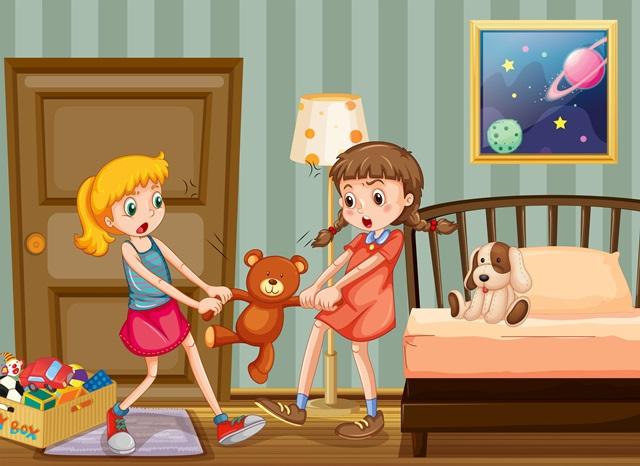 g rer les conflits entre enfants enfance positive. Black Bedroom Furniture Sets. Home Design Ideas