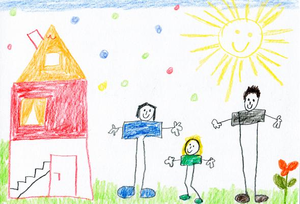 Il est joli ton dessin comment r agir sans commenter - Image dessin enfant ...