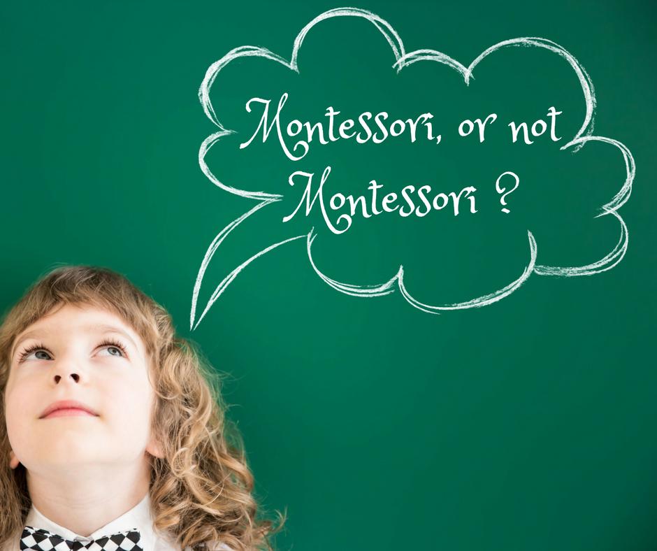 Reconnaître une « vraie » école Montessori