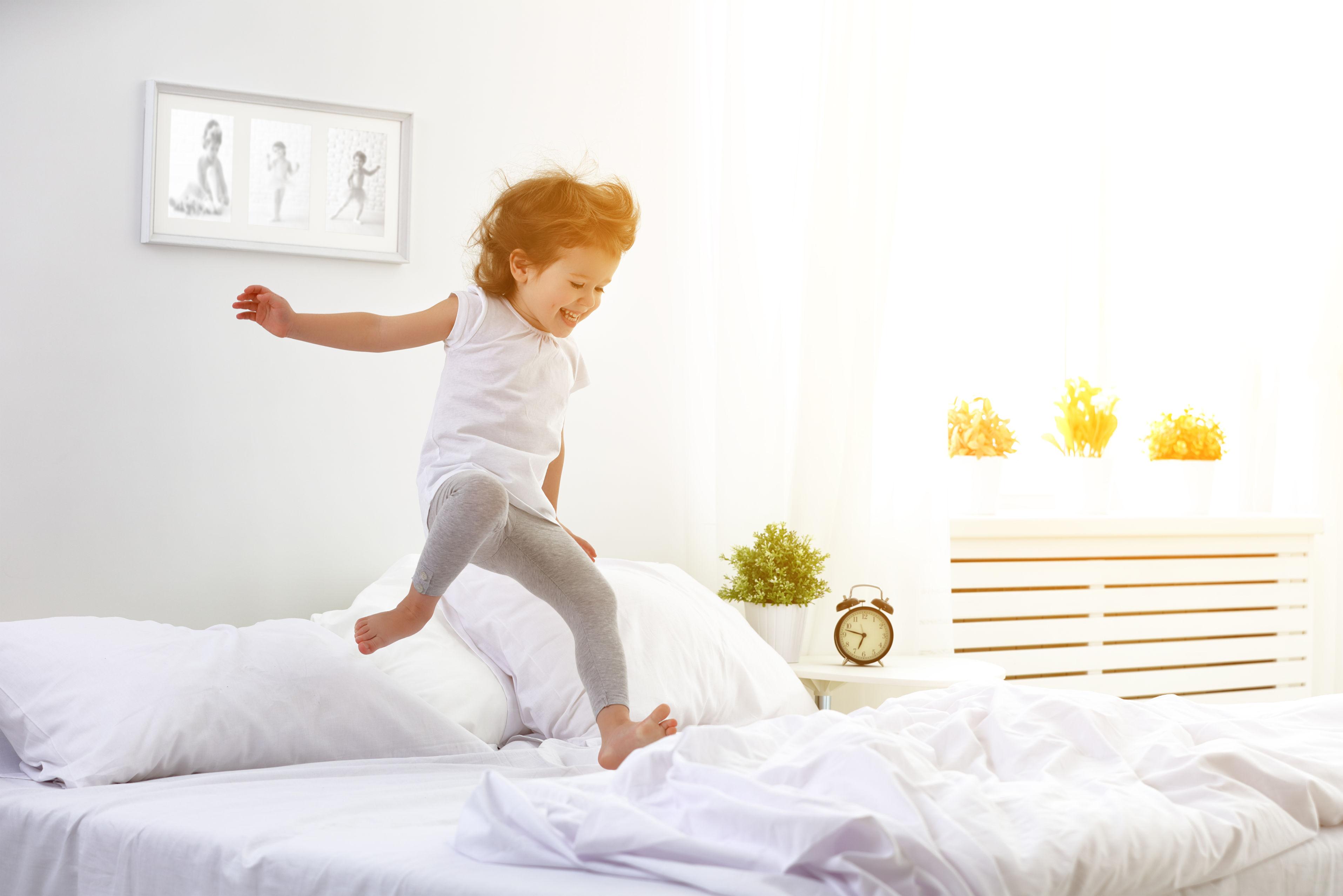 Pourquoi et comment désencombrer la chambre de votre enfant