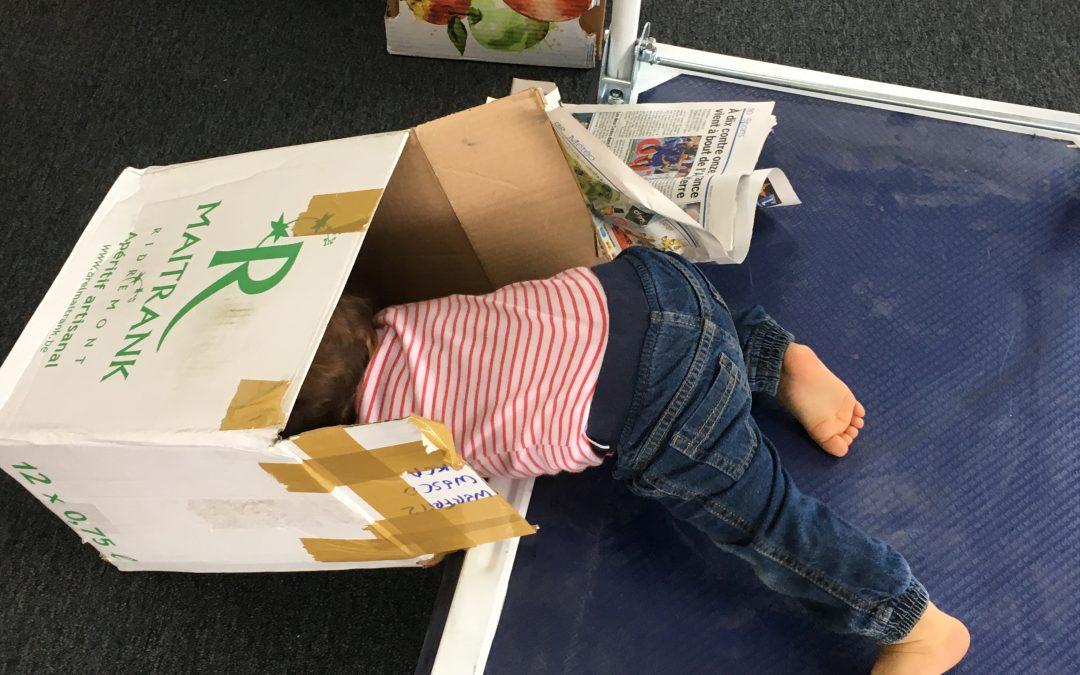 Activités Montessori pour les bébés