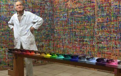 Le «Jeu de peindre» d'Arno Stern en trois points clés