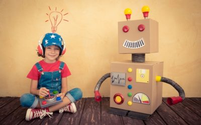 Pourquoi les enfants préfèrent le carton d'emballage