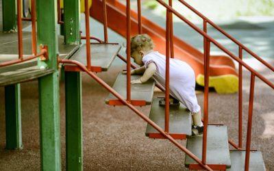 Montessori et la motricité libre