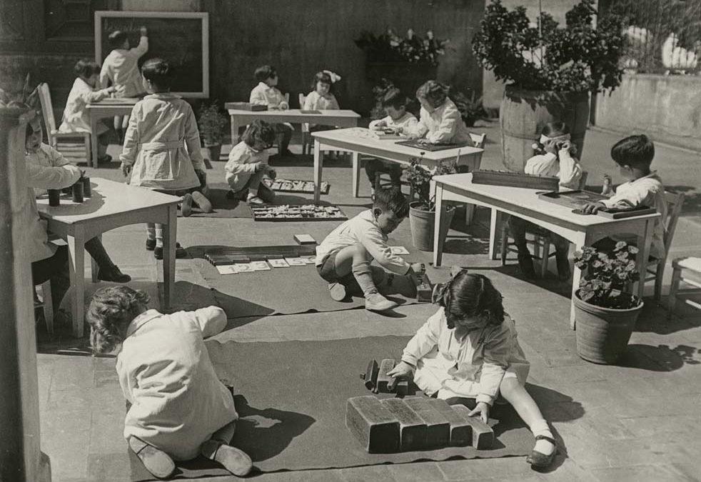 Les «manques» de la pédagogie Montessori