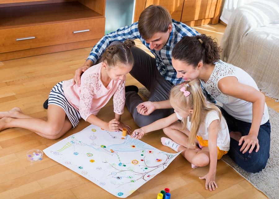 Jouer pour renforcer la relation parents-enfants