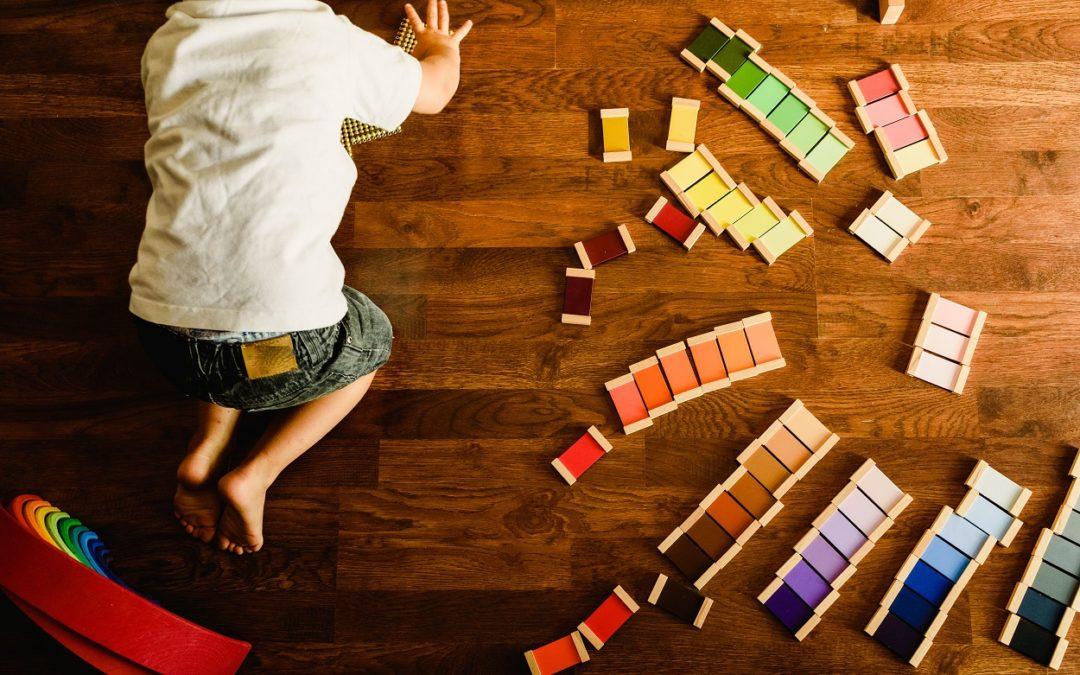 Pour éviter de basculer du côté de la «méthode» Montessori… faites une OPA!!!