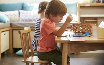 Pourquoi se taire lors d'une présentation Montessori?