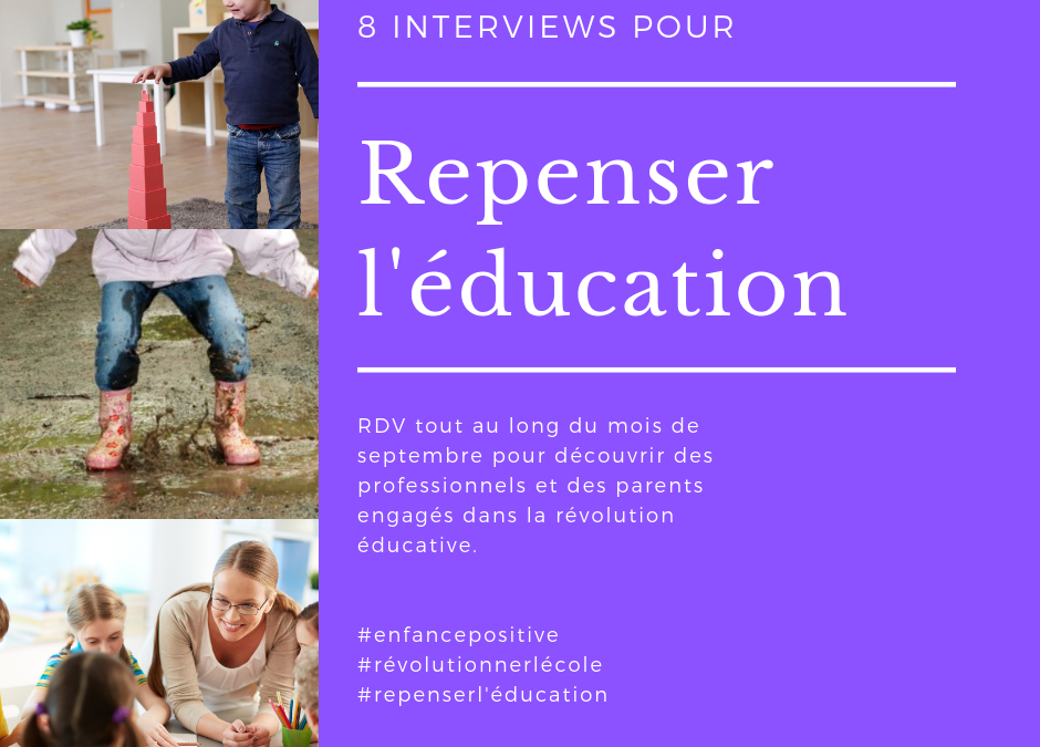 Repenser l'éducation