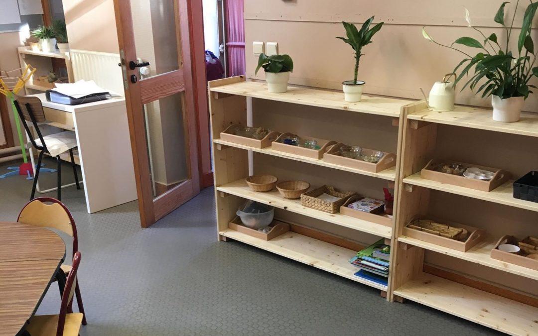 Montessori à l'école publique