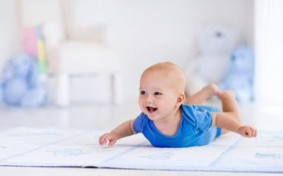 Est-ce que bébé est assez stimulé?