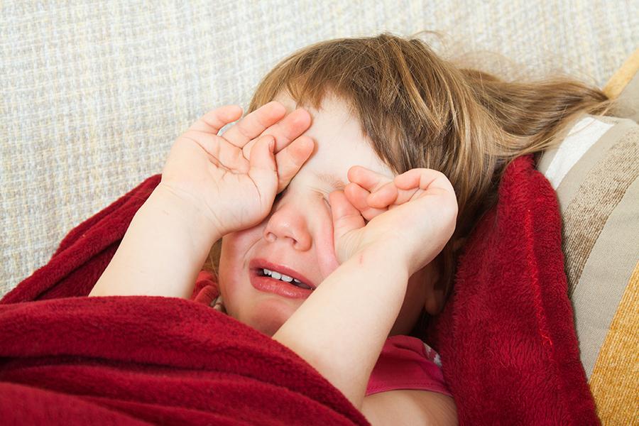 A la rencontre des émotions de l'enfant