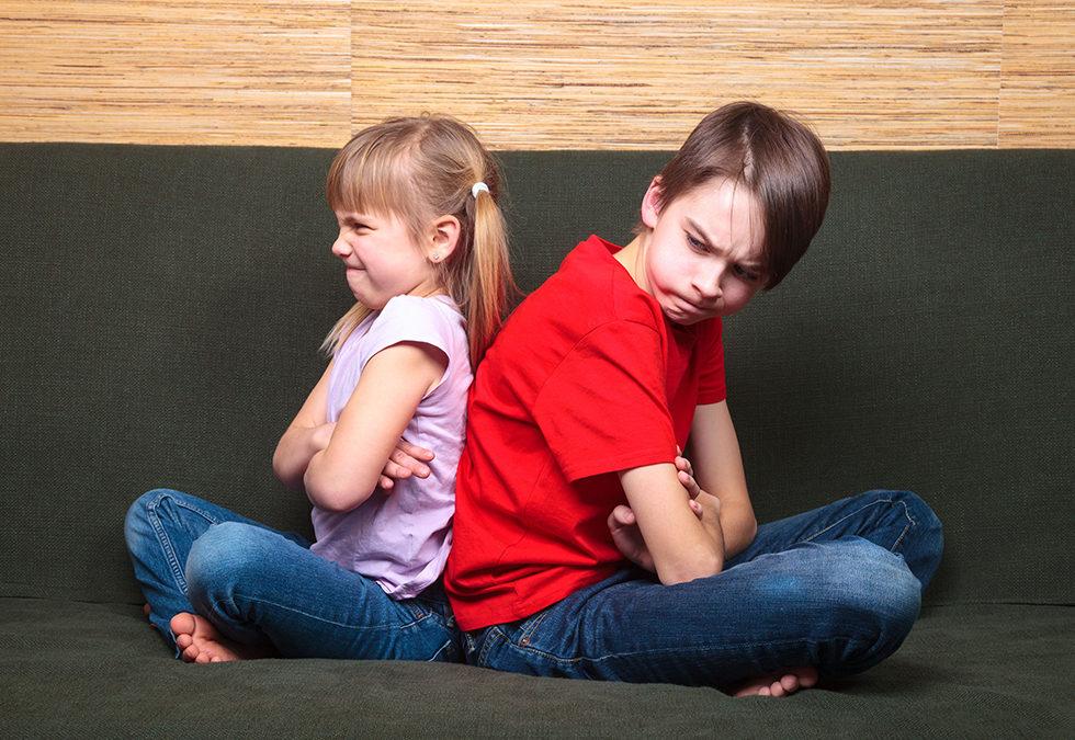 Aider les enfants résoudre leurs conflits