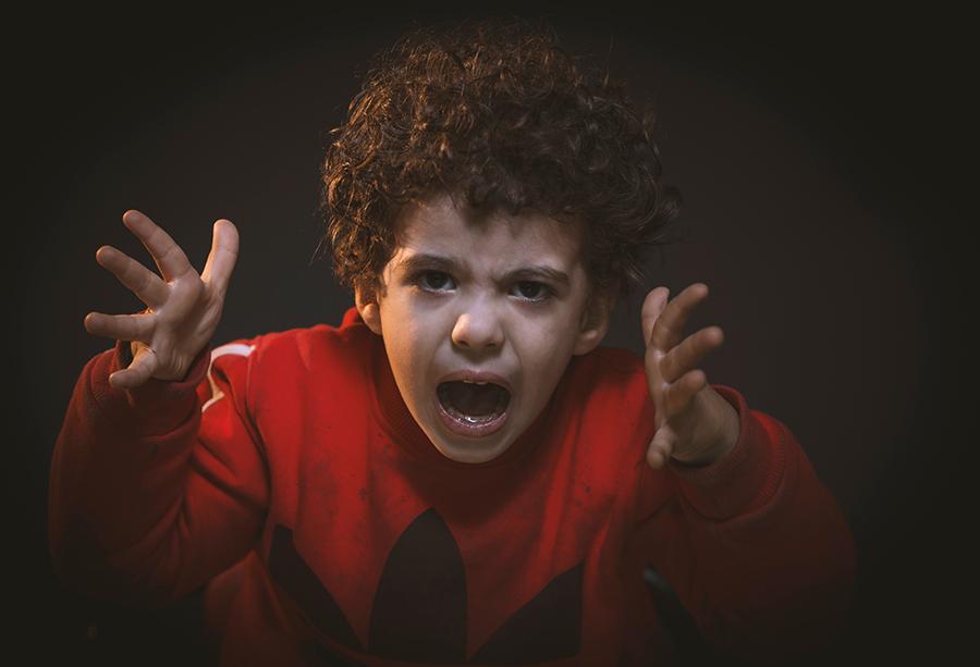La sophrologie pour accompagner les colères de l'enfant