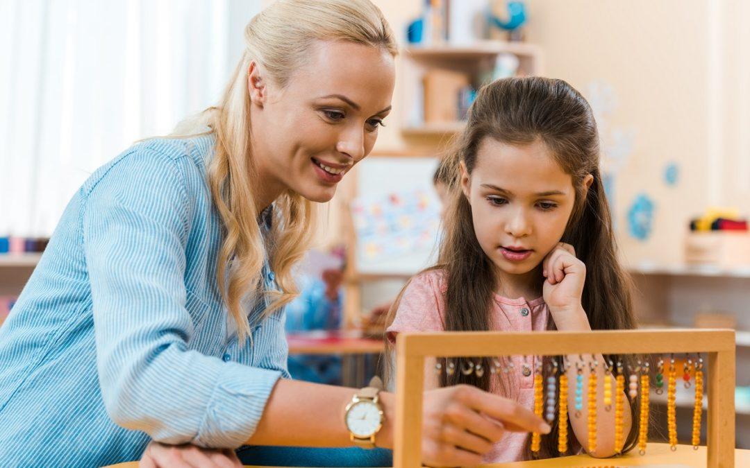 Apprendre plus facilement grâce à un secret de la pédagogie Montessori